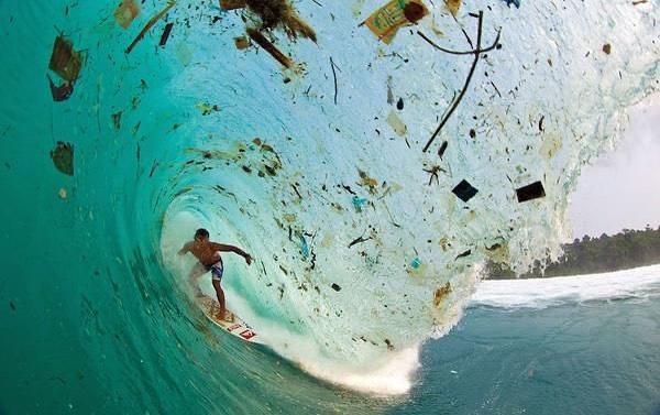 2hands organization oceano di plastica