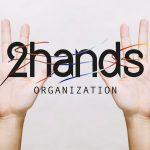 logo 2hands organization